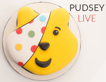 Pudsey – Live