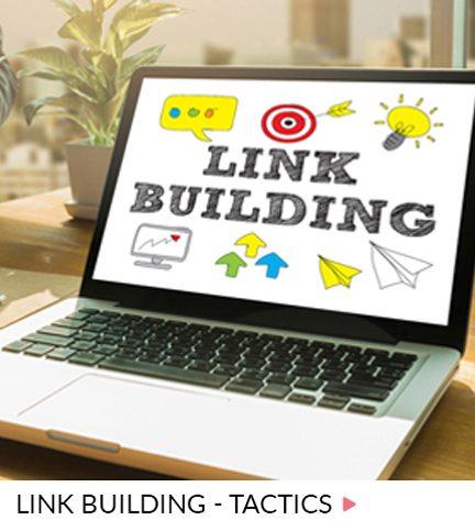 Link building – Tactics