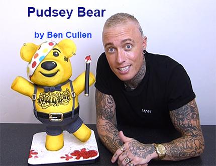 Pudsey by Ben Cullen