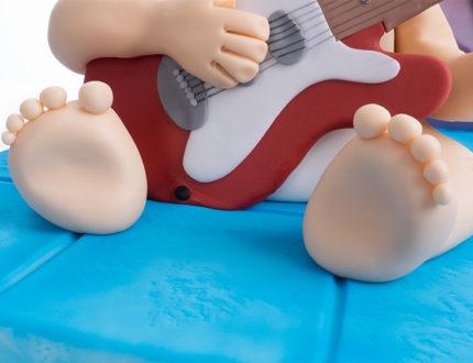 Baby Guitarist