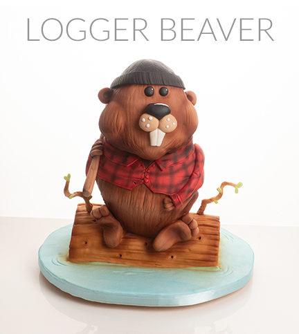 Logger Beaver – Bite Sized