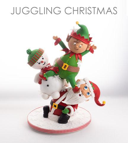 Juggling Christmas – Bite Sized