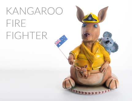 Kangaroo Firefighter