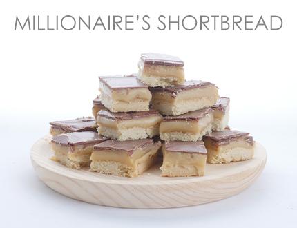Millionaire's Shortbread
