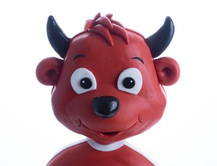 Devil Mascot