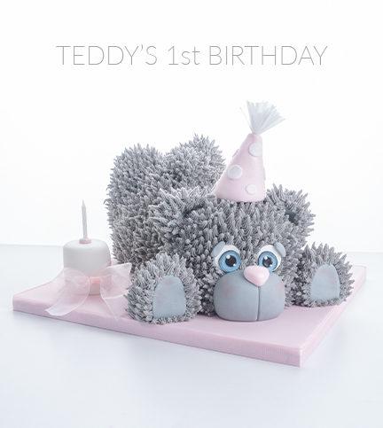 Teddy's 1st Birthday – Bite Sized