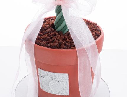Topiary flowerpot