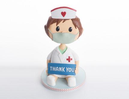 Nurse of the NHS