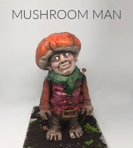 Mushroom Man – Bite Sized