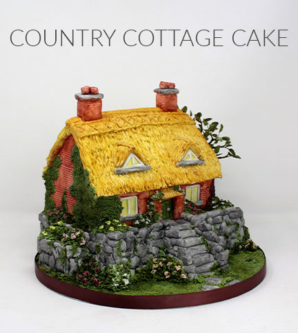 Country Cottage – Bite Sized