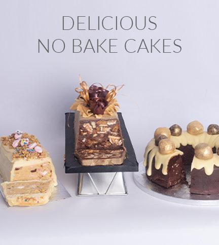No Bake Cakes – Bite Sized