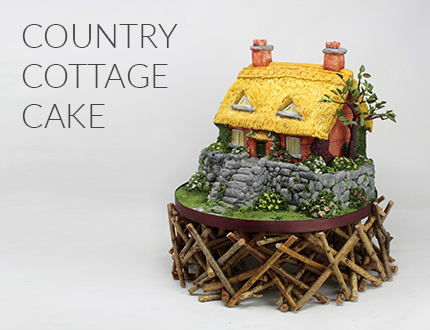 Country Cottage Cake