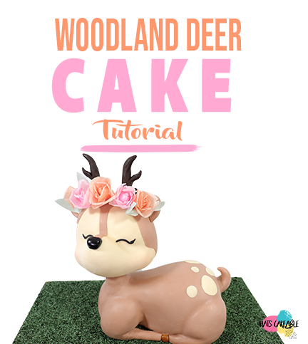 Sculpted Woodland Deer