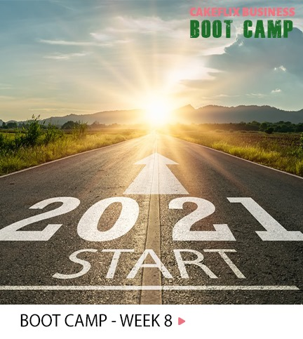 Week 8 – Summary and sharing SUCCESS