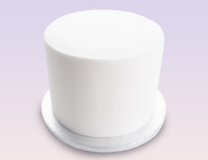 How to cover a cake in sugarpaste or fondant