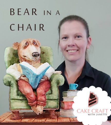 Bear in a Chair – Bite Sized