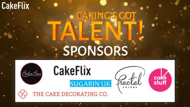 Caking's got talent