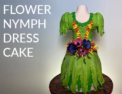 Flower Nymph Dress