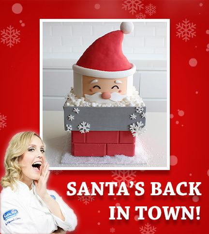 Santa's Back in Town