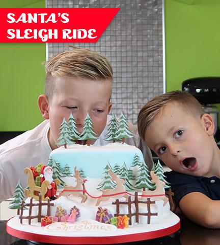 Santa's Sleigh Ride