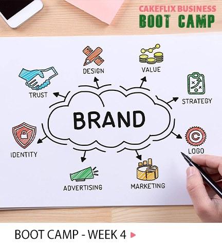 Week 4 – Branding