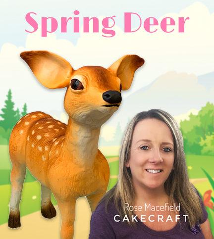 Spring Deer – Bite Sized