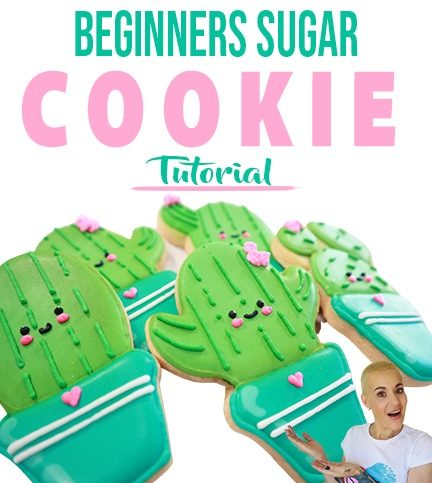 Beginners Sugar Cookies