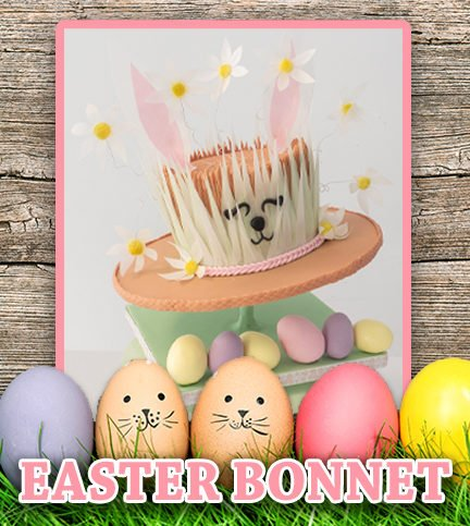 Easter Bonnet – Bite Sized