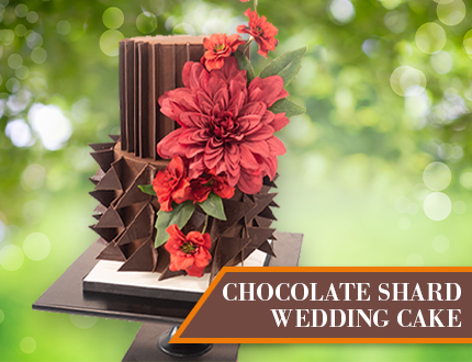 Chocolate Shard Wedding