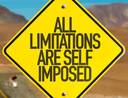 Limitations are self imposed