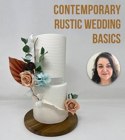 Contemporary Rustic Wedding Basics