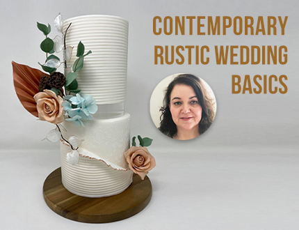 Contemporary Rustic Wedding Basics