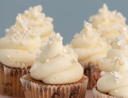Cupcakes close up 1