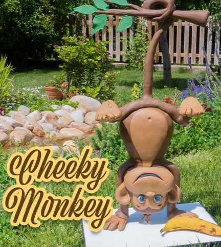 Cheeky Monkey – Bite Sized