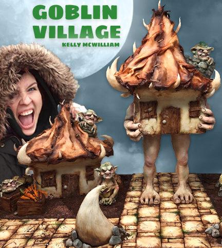 Goblin Village – Bite Sized