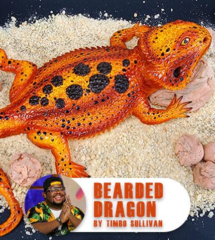 Bearded Dragon – Bite Sized