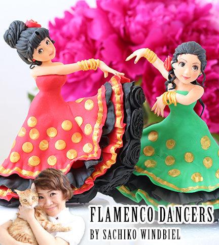 Flamenco Dancers – Bite Sized