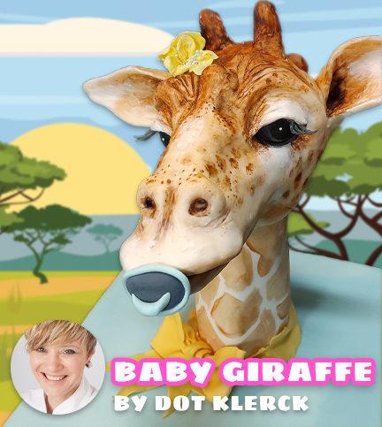 Baby Giraffe – Bite Sized