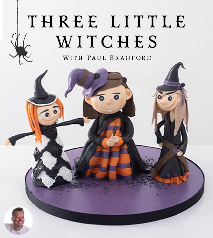 Three Little Witches – Bite Sized