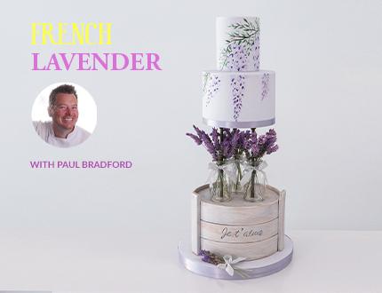 French Lavender Wedding