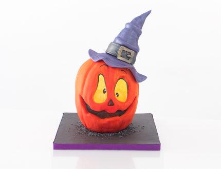 Spooky Pumpkin Full shot