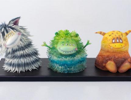 Three Little Monsters Full Shot
