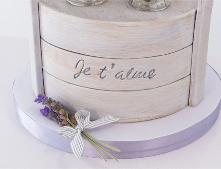 French Lavender bottom tier