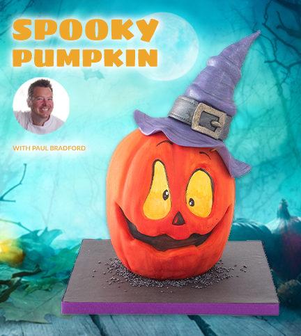 Spooky Pumpkin – Bite Sized