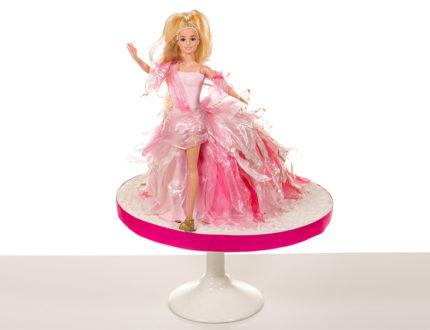 Barbie dolly full shot